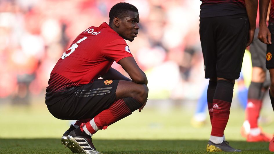 Paul Pogba: Manchester United midfielder reacts to their defeat to Cardiff