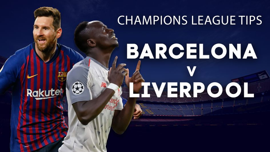 Our best bets for Barcelona v Liverpool