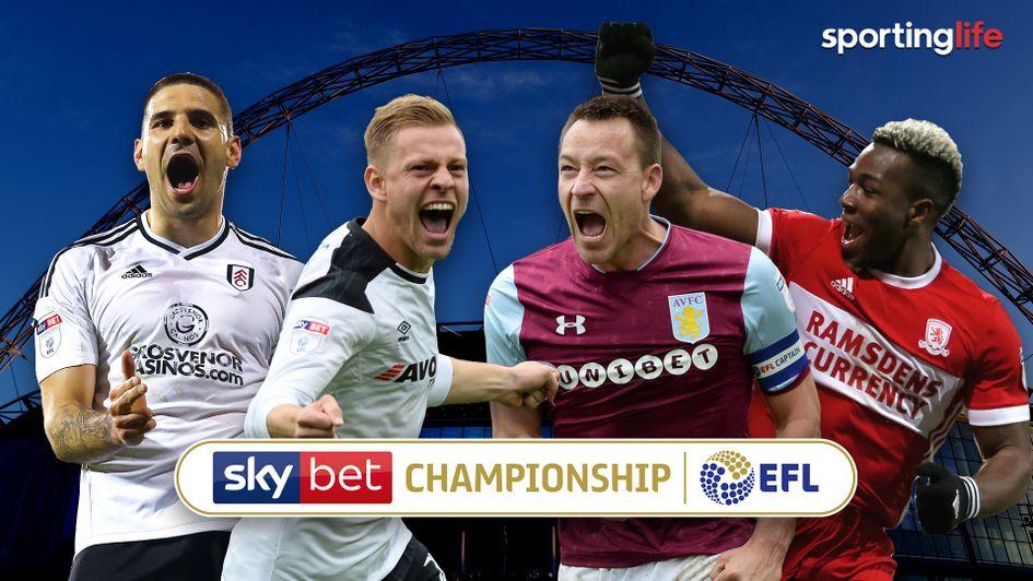 Sky Bet EFL play-offs schedule: Fixtures, schedule