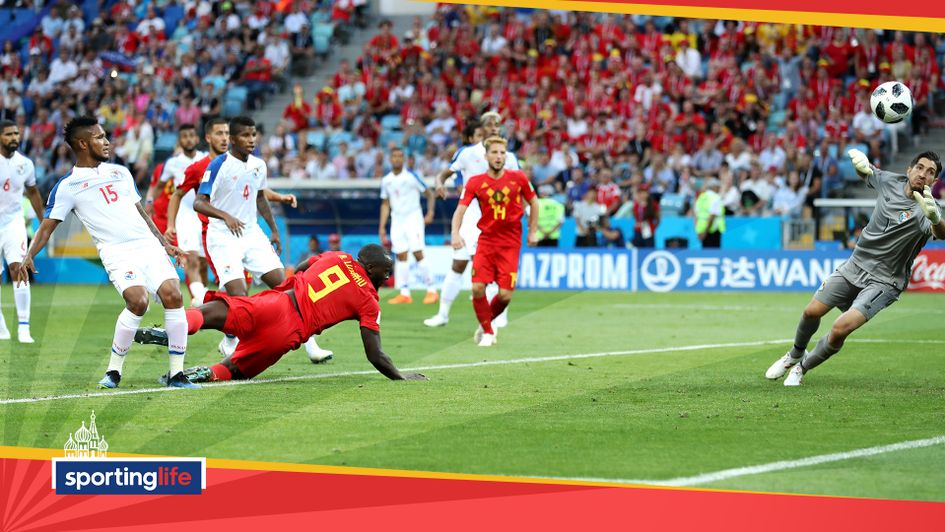 6bc4f1b2a Belgium 3-0 Panama  Romelu Lukaku brace helps Red Devils secure ...