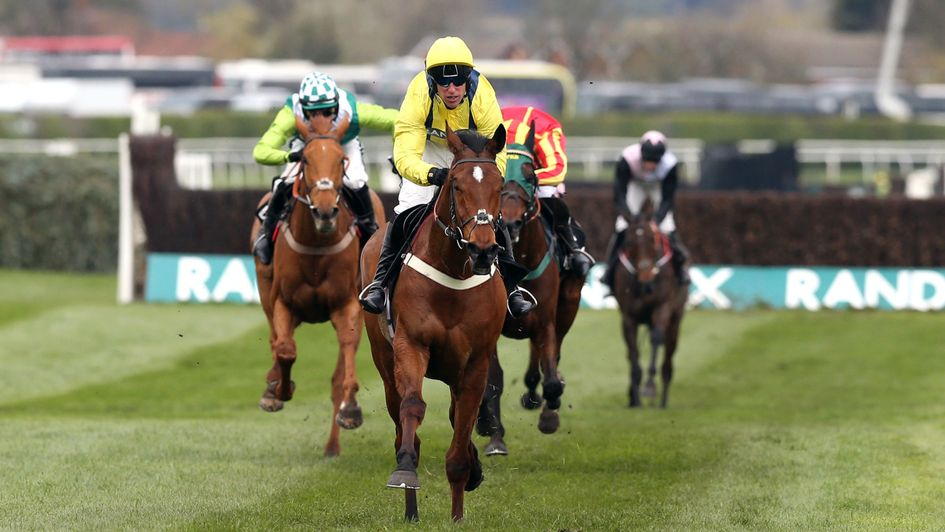 Lostintranslation routs his Aintree rivals