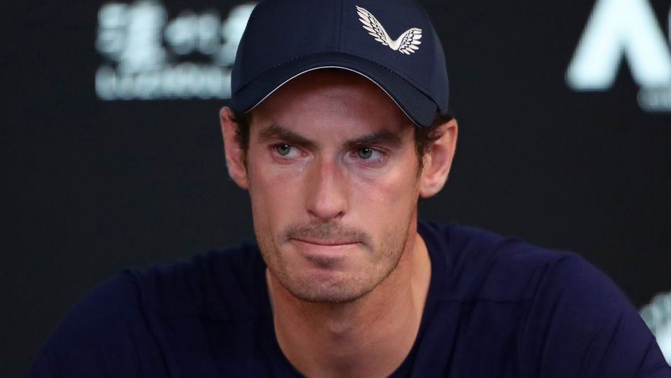Andy Murray announces that he's set to retire from tennis