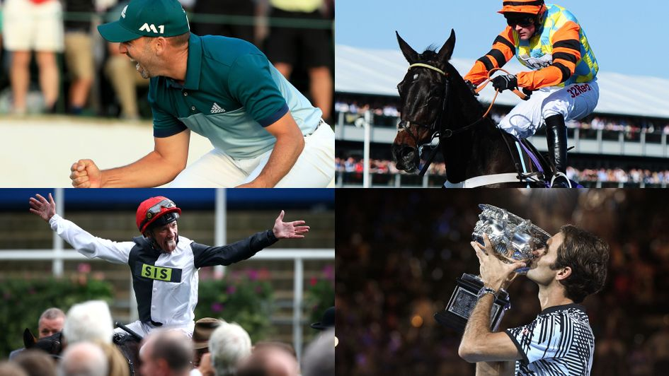 Our sporting highlights of the year