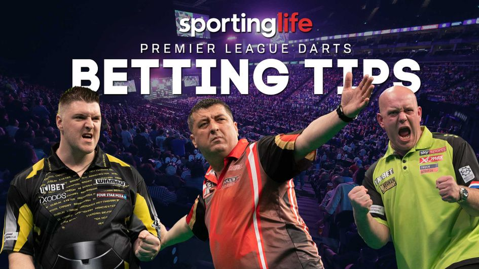 Who are you backing in Thursday's Premier League Darts?