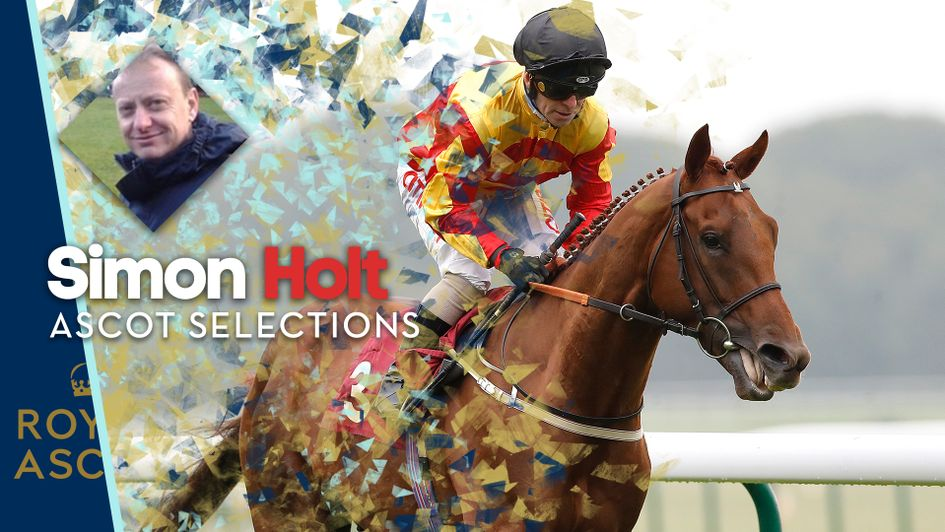 Sir Ron Priestley is among Simon Holt's selections