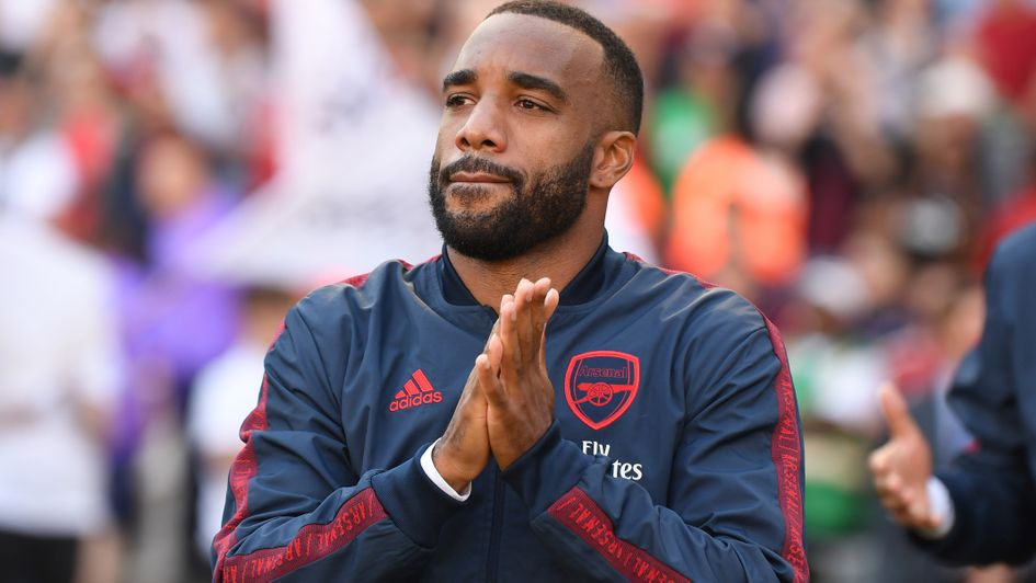 Alexandre Lacazette: Arsenal forward set for spell on sidelines