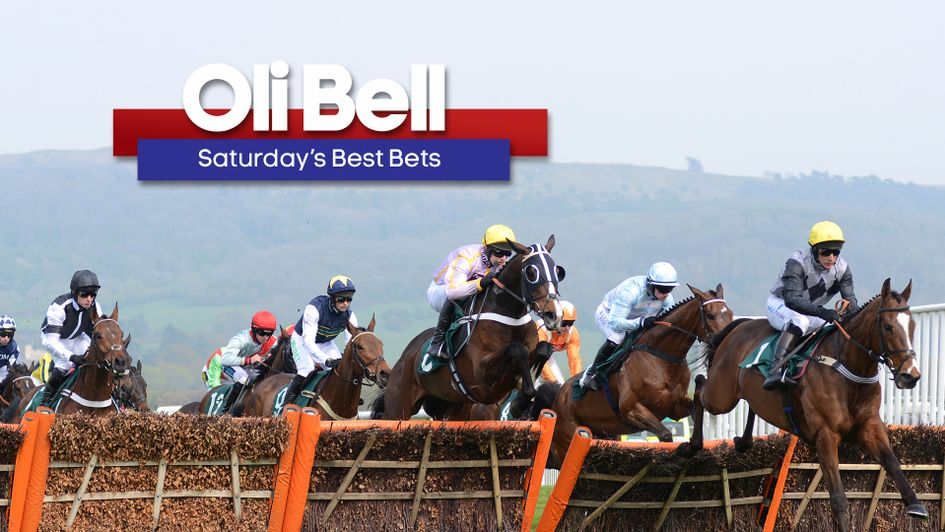 Check out Oli Bell's tips for the weekend