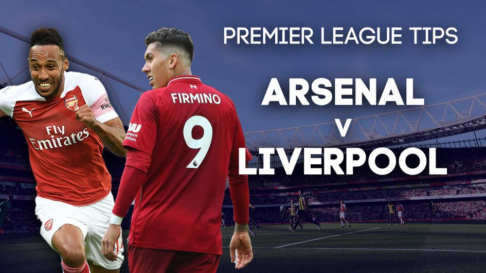 Arsenal host Liverpool on Saturday evening