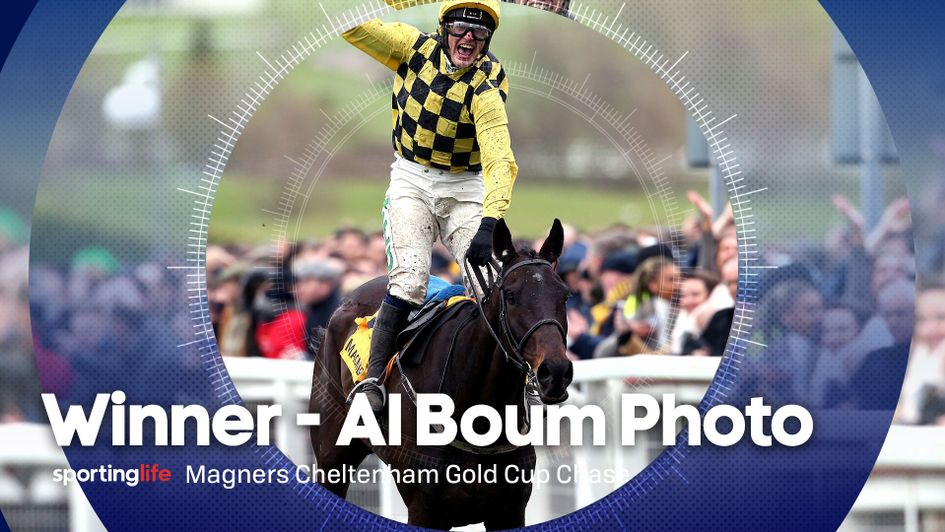 Al Boum Photo presented Willie Mullins with his first Cheltenham Gold Cup victory