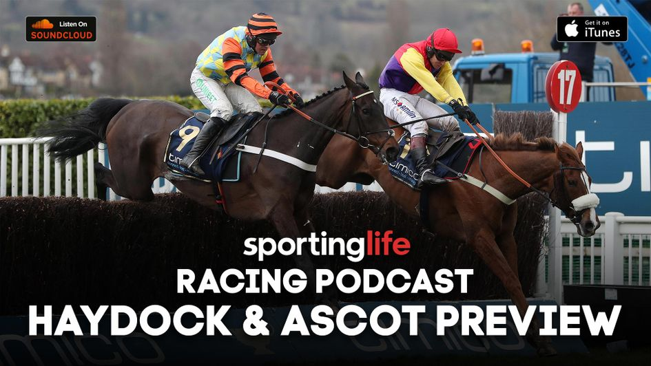 Listen to the sportinglife Racing Podcast