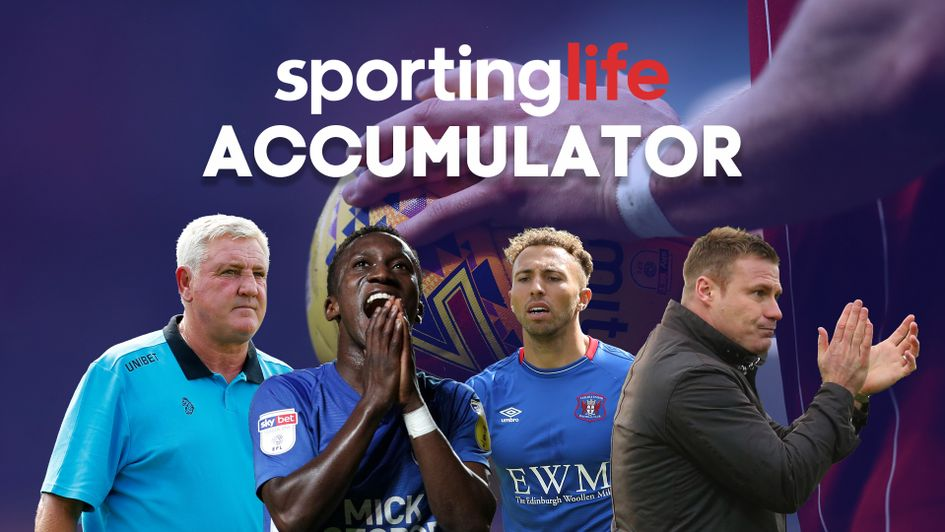 Sporting Life Accumulator: Football betting tips for August 25 - Sky