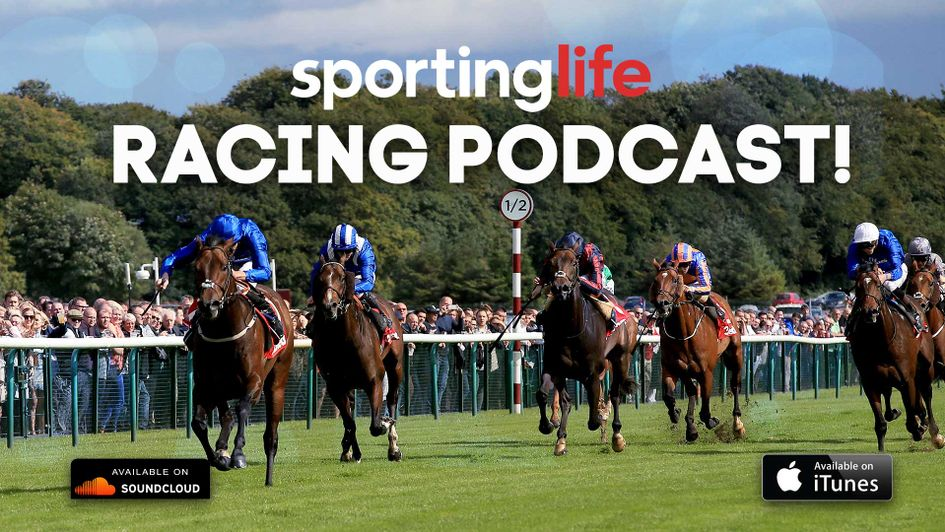 Listen to the Sporting Life racing team discuss the forthcoming action