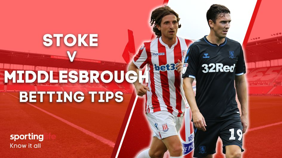 Our best bets for Stoke v Middlesbrough