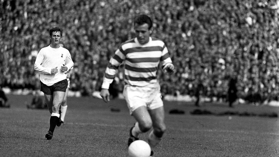 9d5b060be4a Celtic s Lisbon Lions  Stevie Chalmers