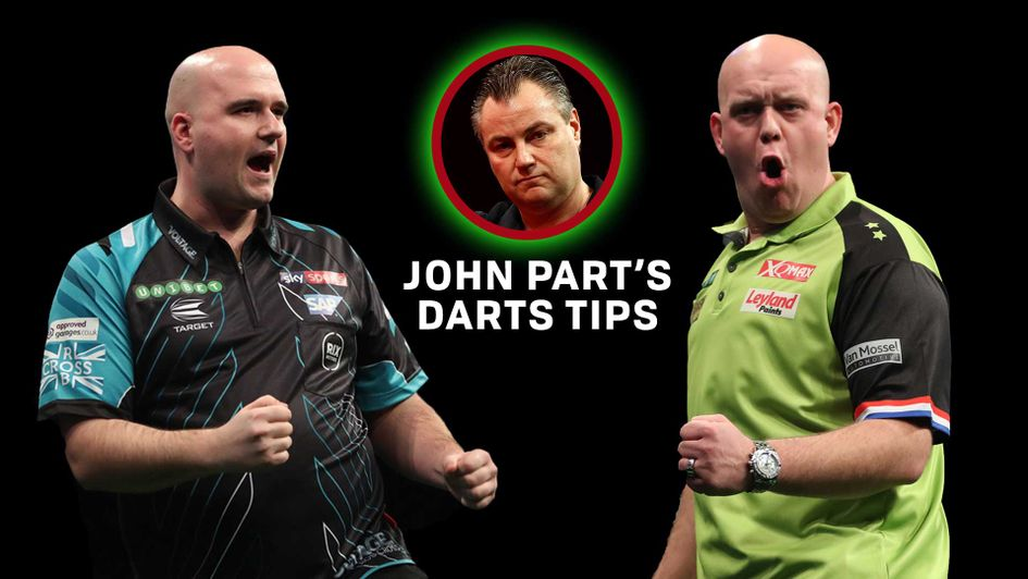Scroll down for all of John Part's predictions, best bets and match-by-match statistics