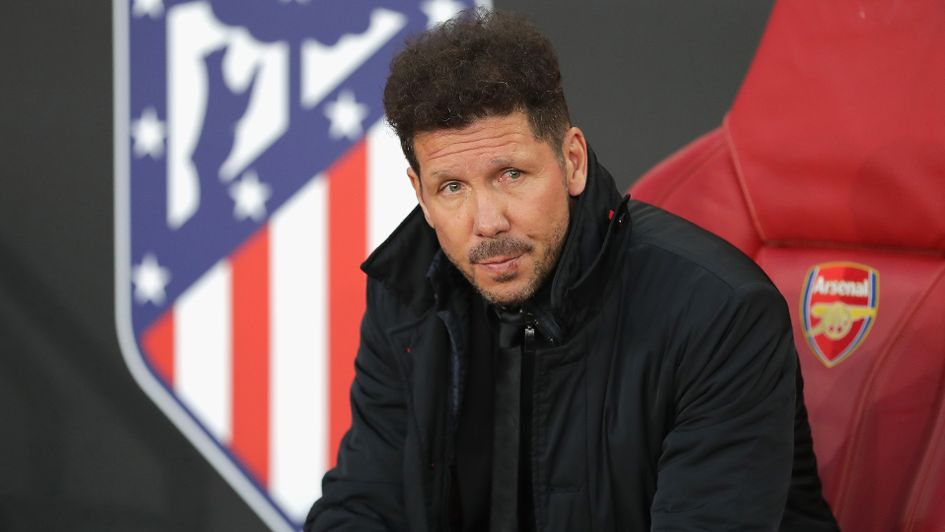 Diego Simeone: Atletico Madrid's Argentinian manager