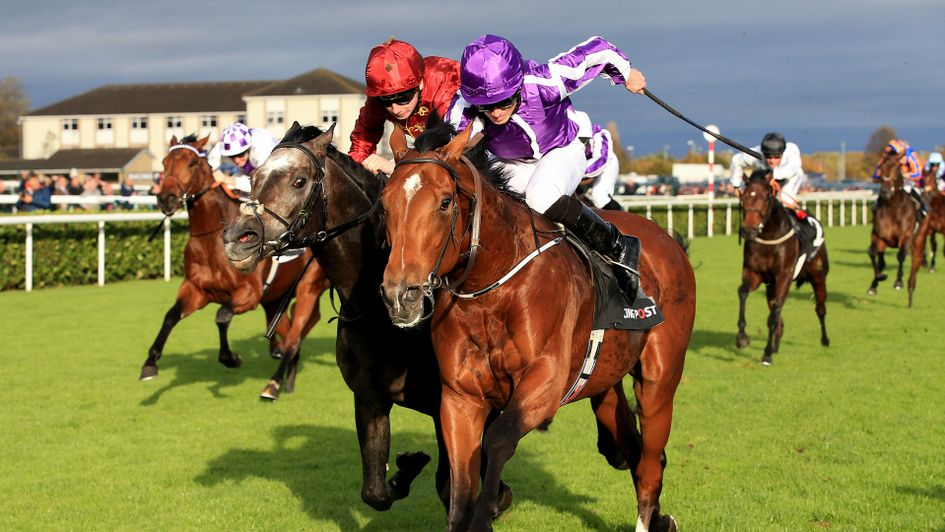 Saxon Warrior ticks a lot of the right boxes ahead of the Guineas