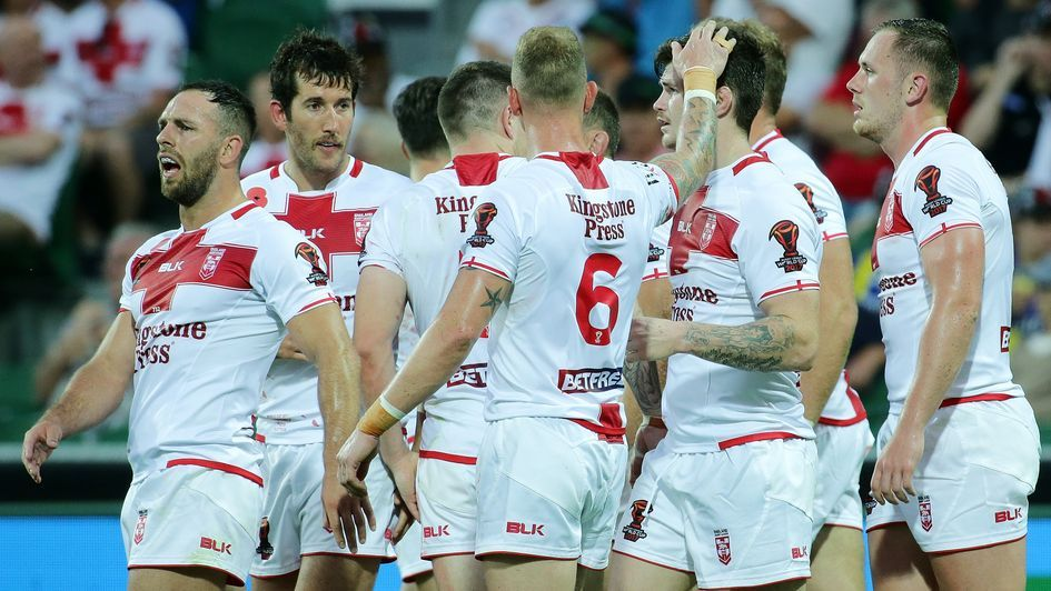 England are ready to sweep aside PNG