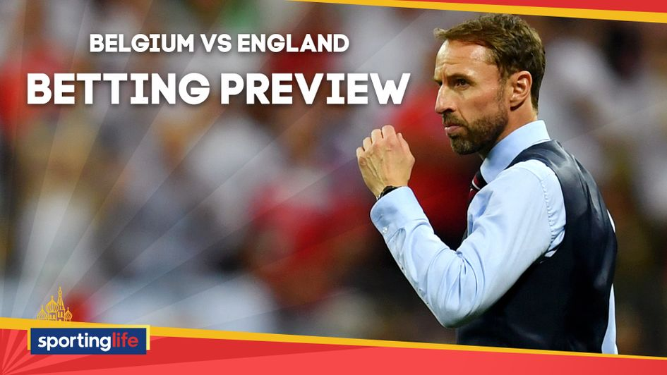 England's final game at the World Cup comes against Belgium