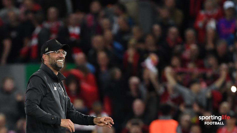 Jurgen Klopp led Liverpool to the Champions League final last season