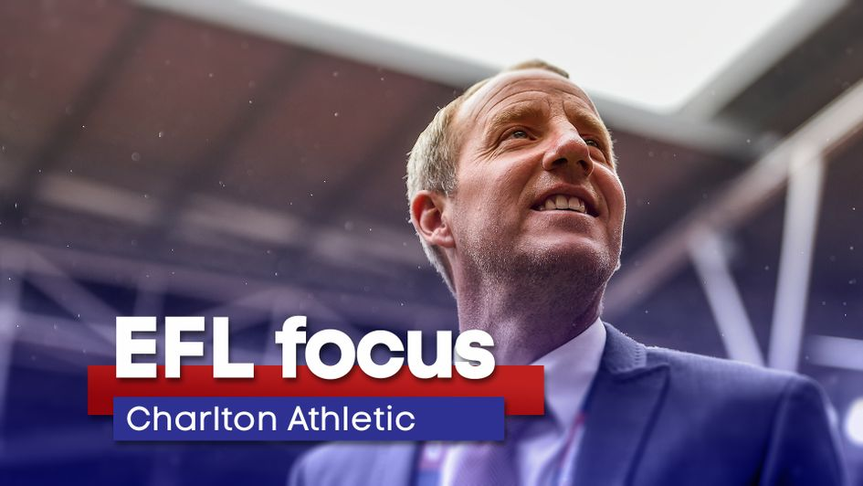 Can Charlton avoid relegation in the Sky Bet Championship?