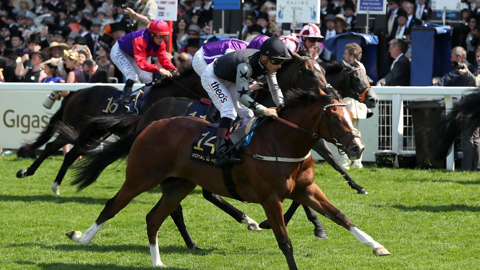 Rajasinghe lands the Coventry Stakes