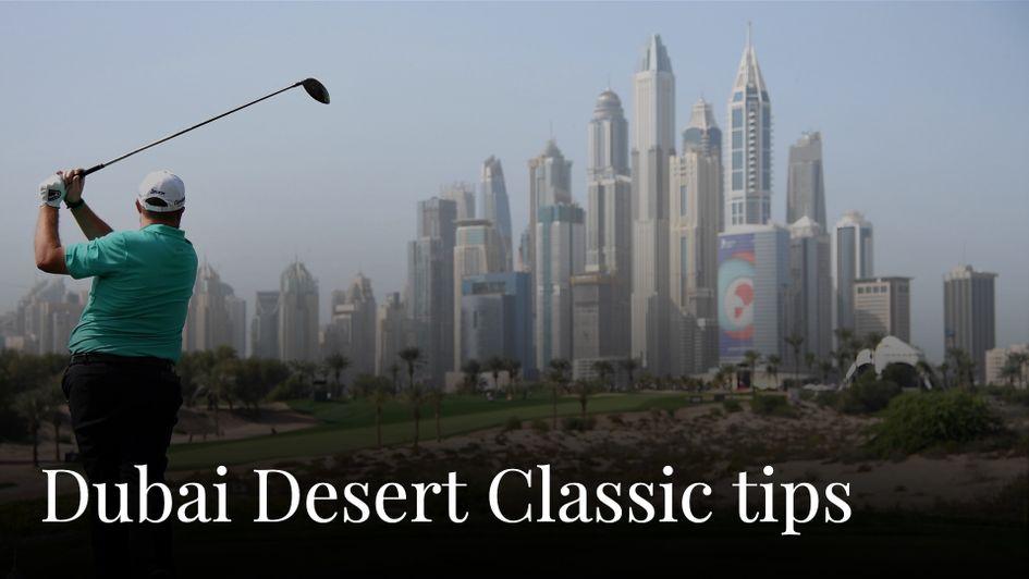 Dubai desert classic golf betting line does singles doubles trebles mean betting calculator