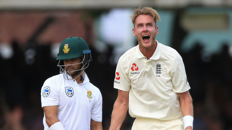 England v South Africa: First Test, day two recap ...