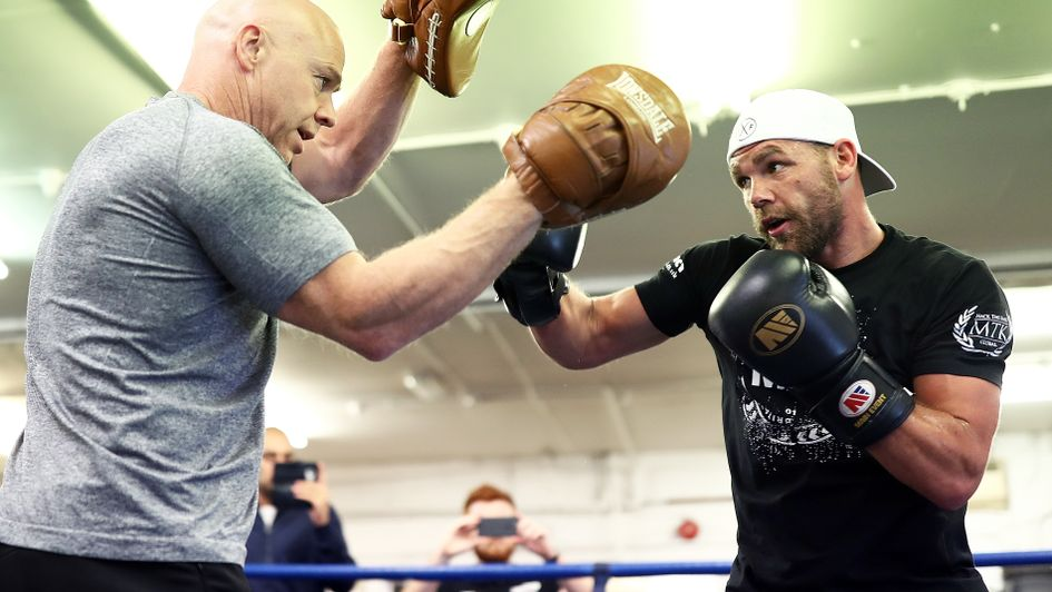 Billy Joe Saunders returns to action on December 16