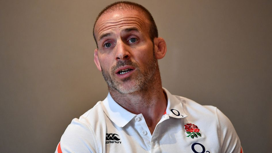 Paul Gustard: England's defence coach is to take up a new role at Harlequins