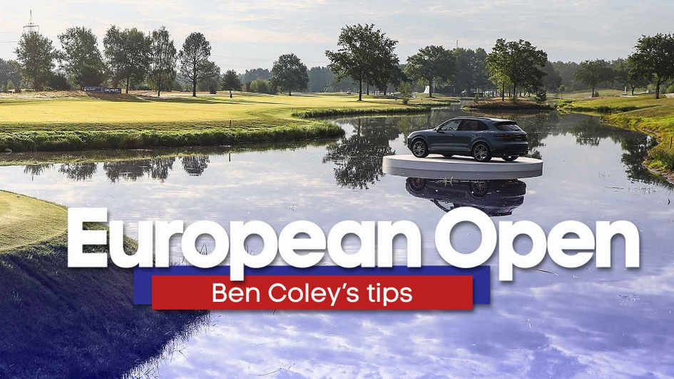 Check out Ben Coley's tips for the European Open
