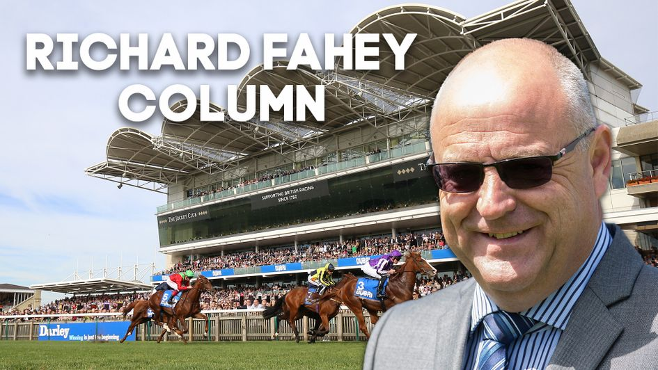 Richard Fahey's guide to his Newmarket runners