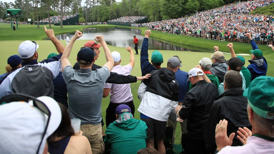 The Masters at Augusta: Live commentary, analysis
