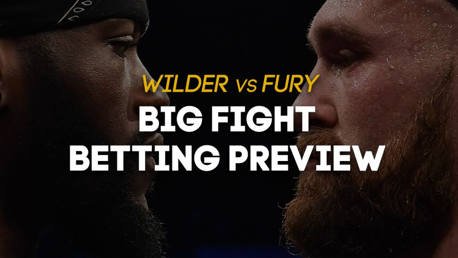 Deontay Wilder faces Tyson Fury on Saturday night