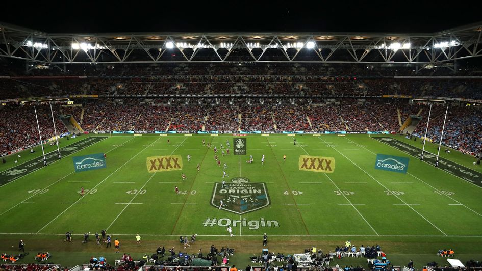 Brisbane will host the 2017 Rugby League World Cup final