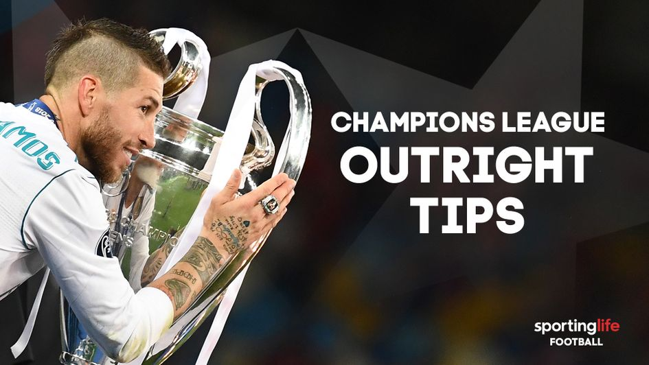 Our best bets for the 2018/19 Champions League