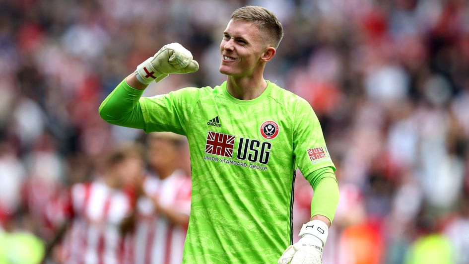 Should Dean Henderson be England number 1?