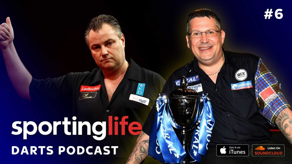 John Part talks about what was an amazing UK Open for both he and Gary Anderson