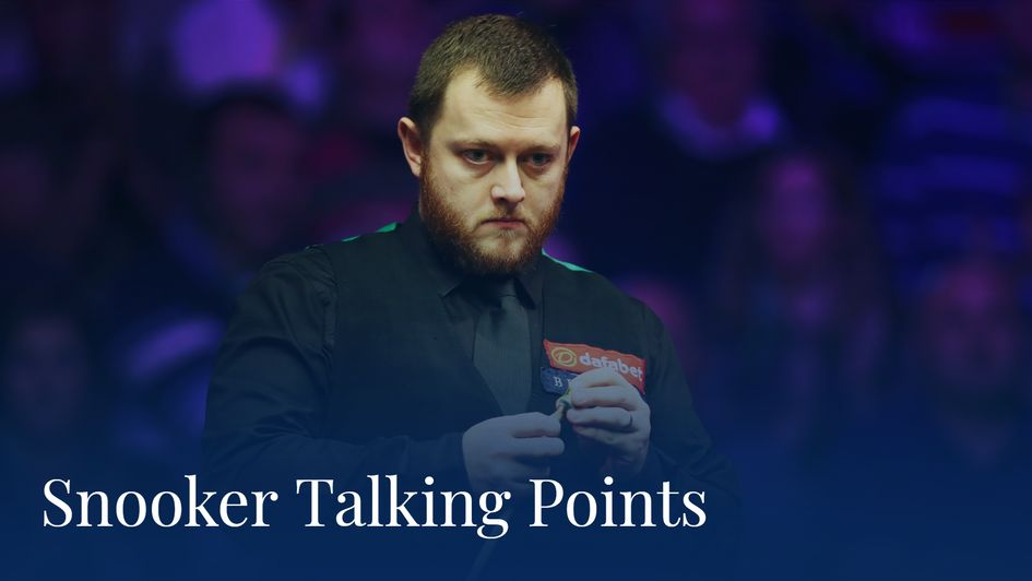 Mark Allen won the Champion of Champions in fine style
