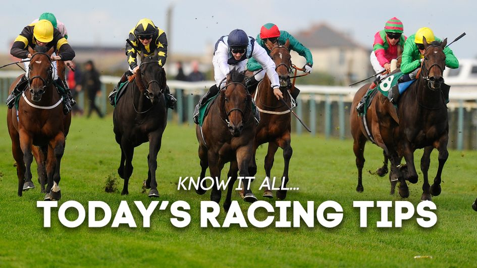Don't miss all the latest racing tips including Yarmouth