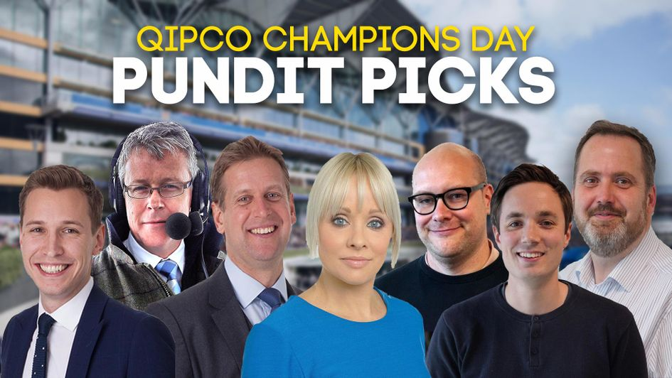 Our pundits have picked out their best bets for QIPCO British Champions Day