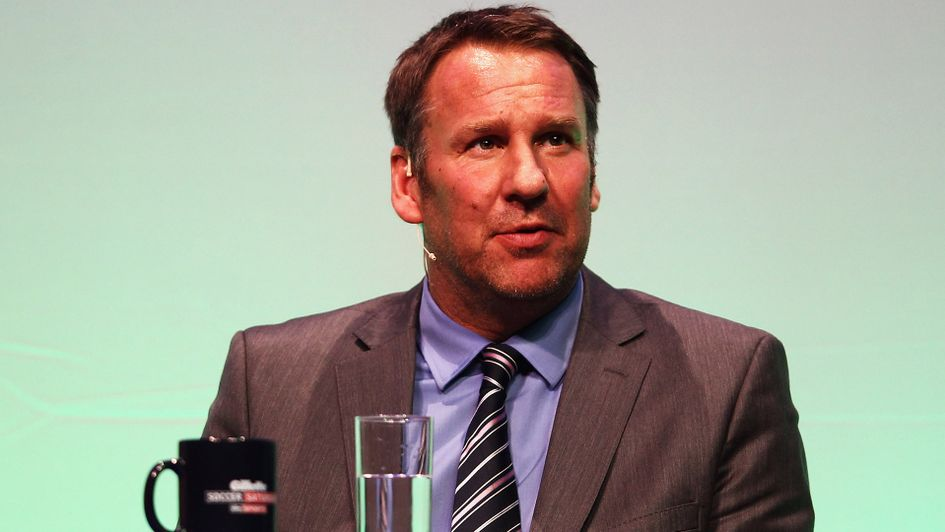 Arsenal legend and Soccer Saturday pundit Paul Merson