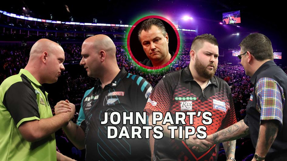 Who will come out on top on Premier League Darts Finals night?