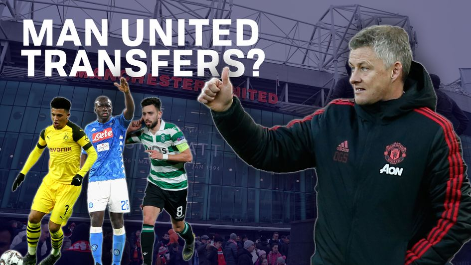 Sporting Life's look at the latest transfer speculation surrounding Manchester United