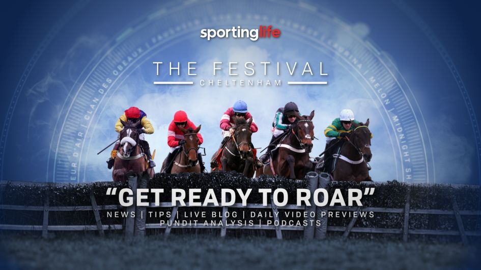 Sporting Life has every angle covered of the Cheltenham Festival