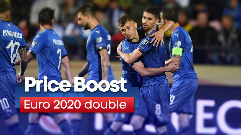 Our Sporting Life Price boost for the Euro 2020 qualifiers