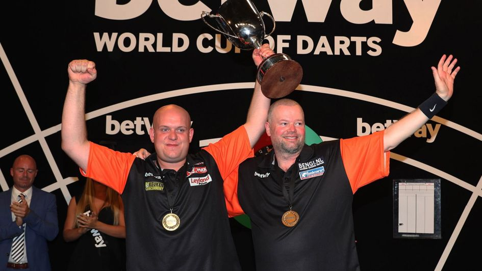 World Cup of Darts 2017: Draw, schedule, teams, results, odds & TV