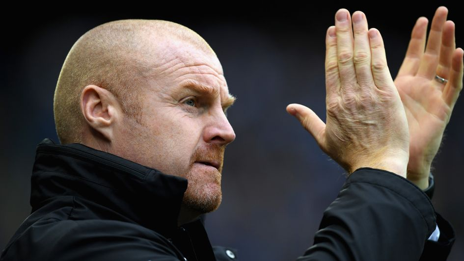 Sean Dyche - firm favourite
