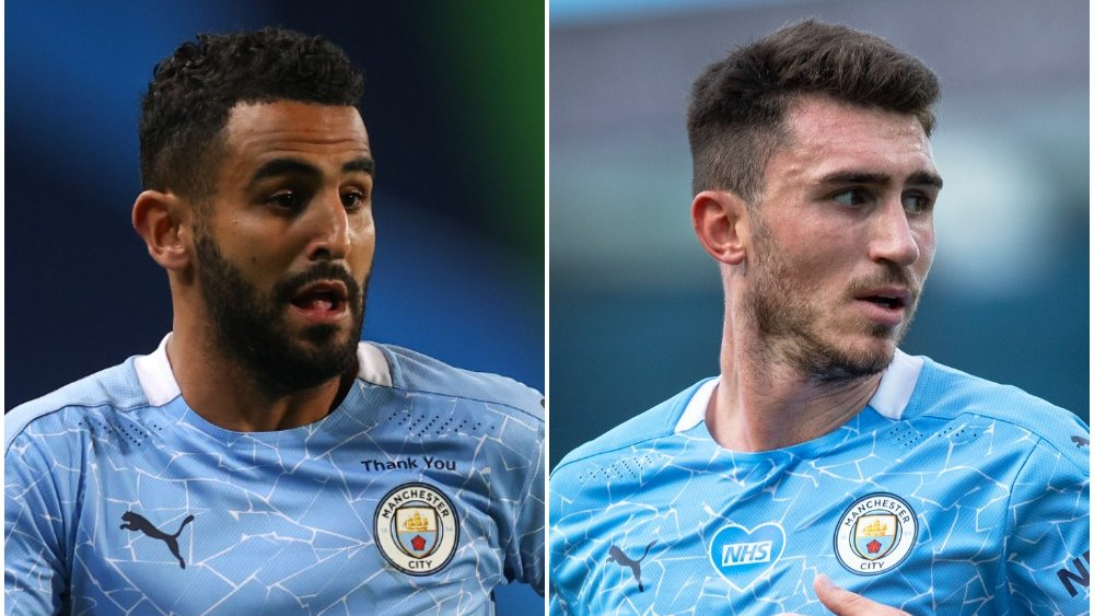 Manchester City Stars, Aymeric Laporte And Riyad Mahrez Test Positive For COVID-19 | GO247BLOG.COM