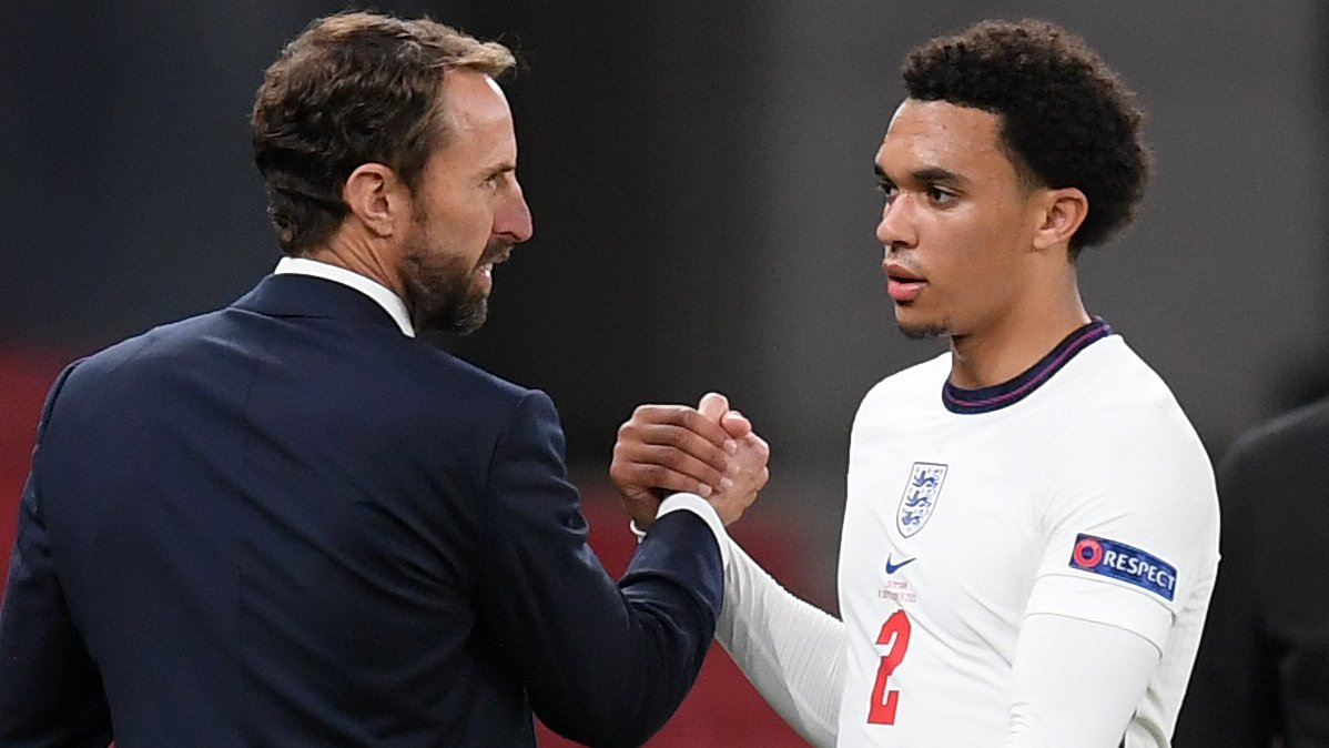 Trent Alexander-Arnold: Why England Euros spot looks unrealistic for Liverpool defender
